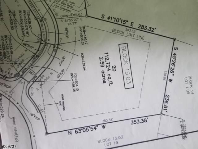 2 Quarry Mountain Ln, Montville Twp., NJ 07045 (MLS #3658286) :: Team Francesco/Christie's International Real Estate