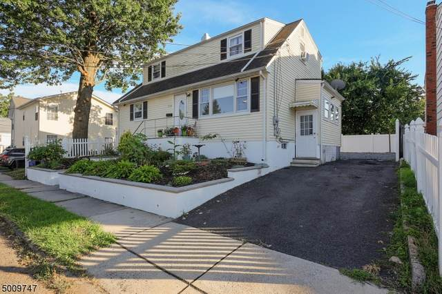 734 Harrison St, Rahway City, NJ 07065 (MLS #3658525) :: The Karen W. Peters Group at Coldwell Banker Realty