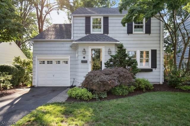 12 Dunbar St, Chatham Boro, NJ 07928 (MLS #3659138) :: The Karen W. Peters Group at Coldwell Banker Realty