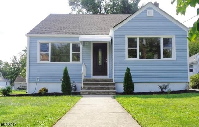 35 Princeton St, Clifton City, NJ 07014 (MLS #3659610) :: Team Francesco/Christie's International Real Estate