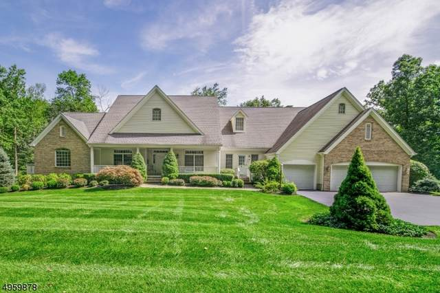 24 Forest View Dr, Chester Twp., NJ 07930 (MLS #3660009) :: The Dekanski Home Selling Team