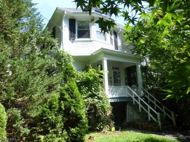 33 Morris Avenue, Morristown Town, NJ 07960 (MLS #3660074) :: Pina Nazario