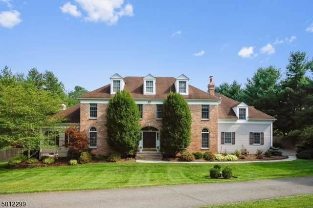 160 Fox Chase Rd, Chester Twp., NJ 07930 (MLS #3660427) :: The Lane Team