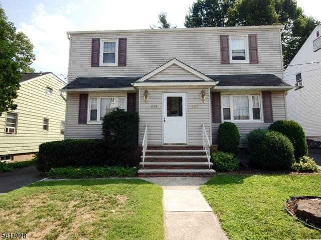223 Lincoln Ave, Clifton City, NJ 07011 (MLS #3660466) :: Pina Nazario