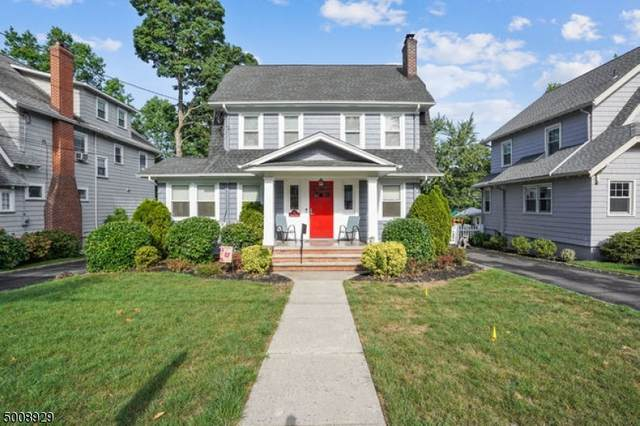 13 Rutgers St, Maplewood Twp., NJ 07040 (MLS #3660637) :: The Karen W. Peters Group at Coldwell Banker Realty