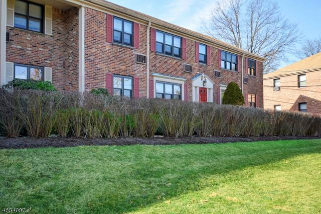 37 Sandra Circle C3, Westfield Town, NJ 07090 (MLS #3660677) :: The Karen W. Peters Group at Coldwell Banker Realty