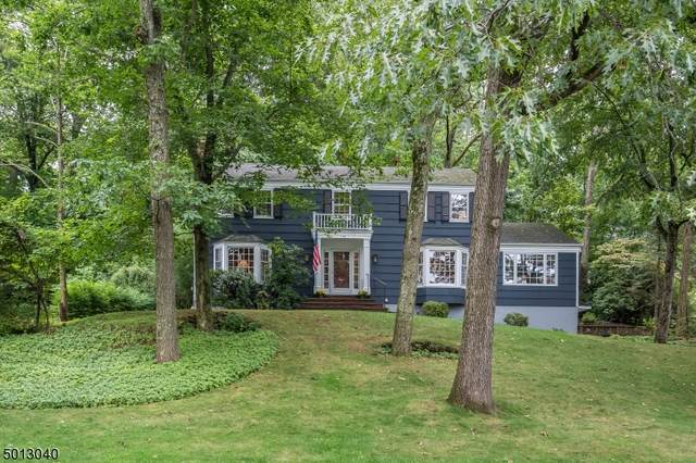 149 Van Houton Ave, Chatham Twp., NJ 07928 (MLS #3660973) :: The Sue Adler Team