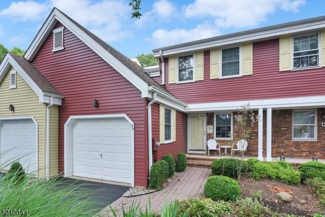 24 Northbridge Pl, Morris Twp., NJ 07960 (MLS #3661196) :: Weichert Realtors