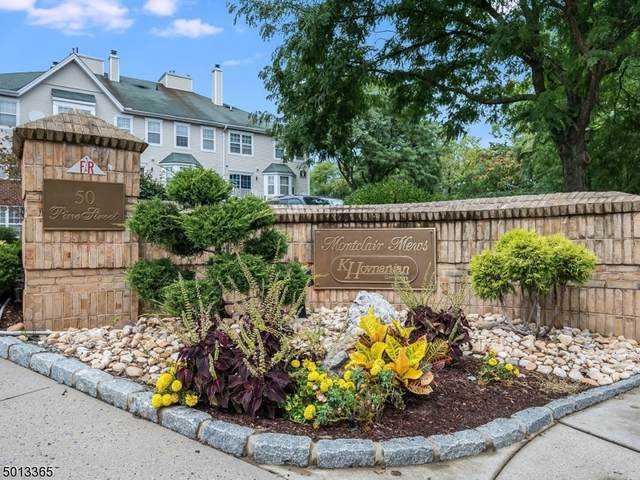 50 Pine St C400a 400A, Montclair Twp., NJ 07042 (#3661271) :: NJJoe Group at Keller Williams Park Views Realty