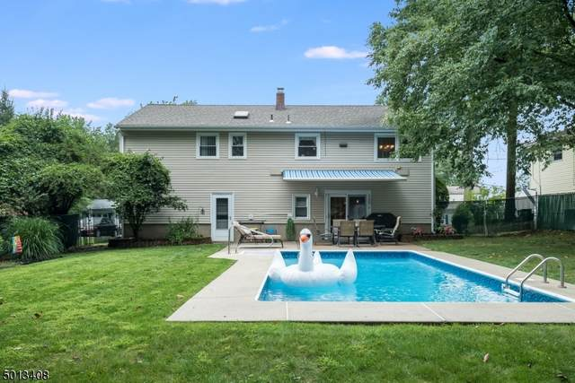 91 Summit Ave, Hanover Twp., NJ 07927 (MLS #3661306) :: The Karen W. Peters Group at Coldwell Banker Realty