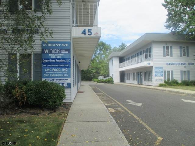 45 Brant Ave Unit 6, Clark Twp., NJ 07066 (MLS #3661418) :: Coldwell Banker Residential Brokerage