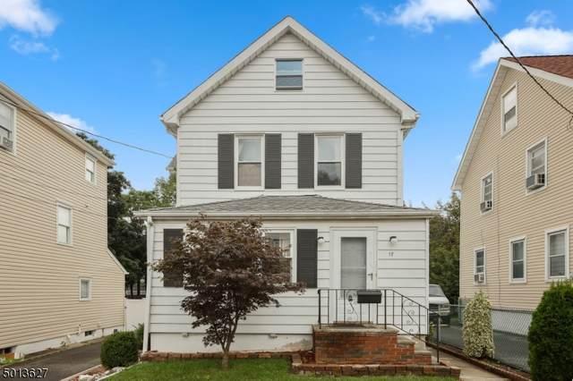 17 Fritz St, Bloomfield Twp., NJ 07003 (#3661506) :: NJJoe Group at Keller Williams Park Views Realty