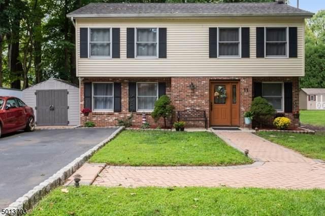 11 Mountain Shores Rd, Jefferson Twp., NJ 07849 (MLS #3661539) :: Team Francesco/Christie's International Real Estate