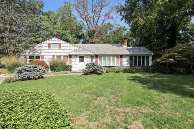 24 Dogwood Dr, Madison Boro, NJ 07940 (MLS #3661603) :: The Karen W. Peters Group at Coldwell Banker Realty