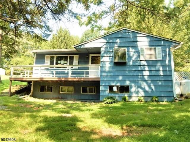 98 Cedar Lake Rd, Blairstown Twp., NJ 07825 (MLS #3661632) :: Pina Nazario