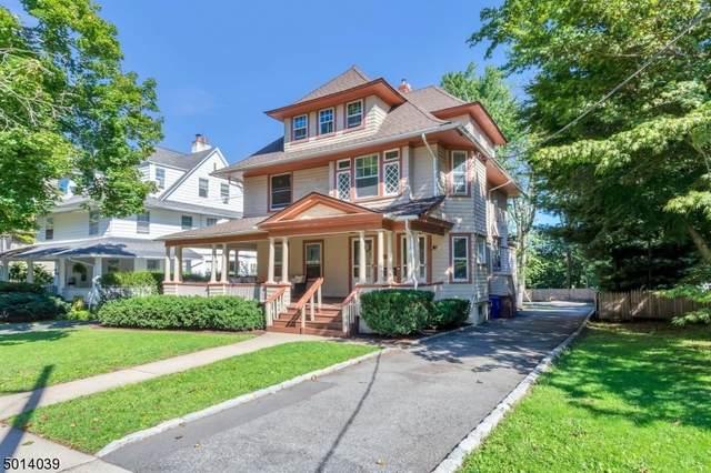 111 Park St, Montclair Twp., NJ 07042 (MLS #3661881) :: Team Francesco/Christie's International Real Estate