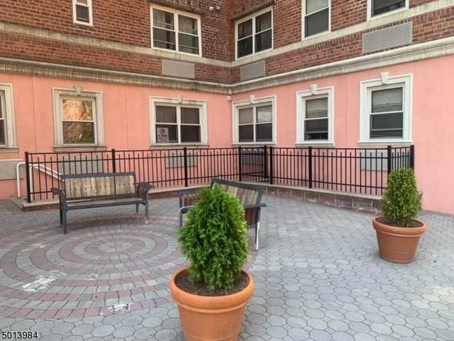 70 S Munn Ave Unit 811 #811, East Orange City, NJ 07018 (MLS #3661909) :: Mary K. Sheeran Team
