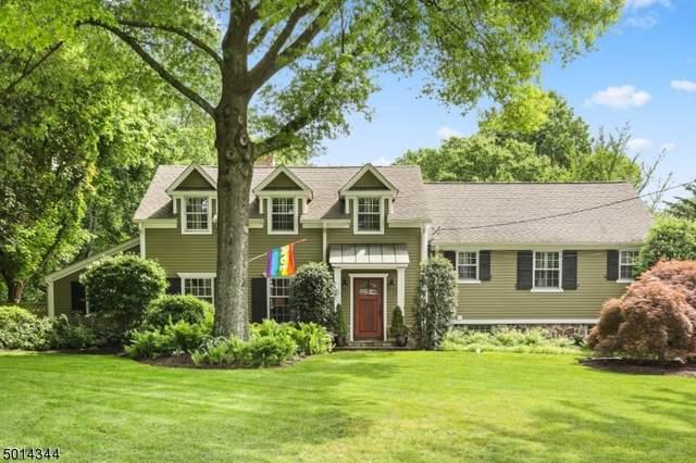 61 Dale Dr, Chatham Twp., NJ 07928 (MLS #3662483) :: Team Francesco/Christie's International Real Estate