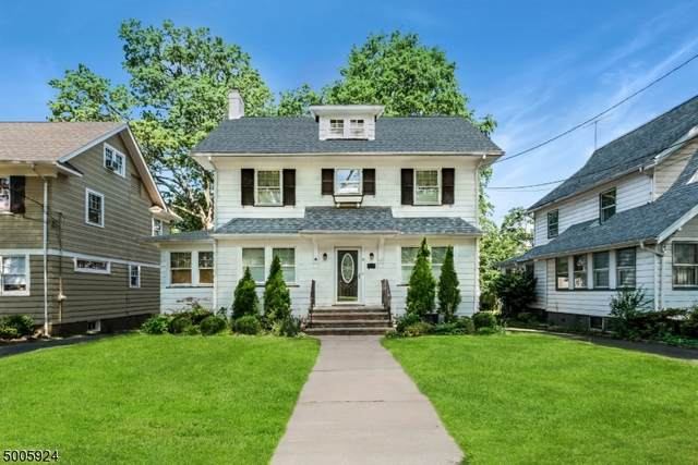21 Rutgers St, Maplewood Twp., NJ 07040 (MLS #3662597) :: The Karen W. Peters Group at Coldwell Banker Realty