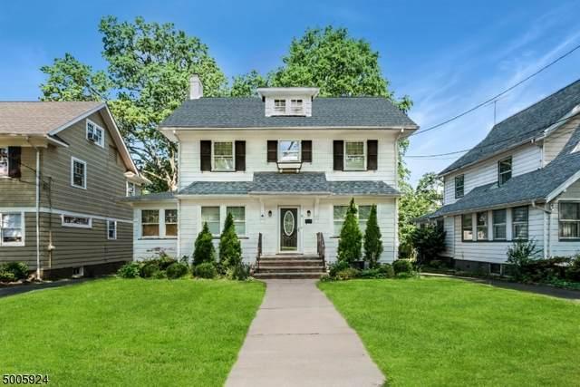 21 Rutgers St, Maplewood Twp., NJ 07040 (MLS #3662597) :: Coldwell Banker Residential Brokerage