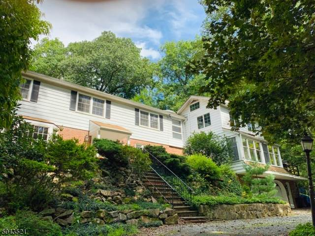 4 Brook Dr, Chester Twp., NJ 07930 (MLS #3662642) :: Pina Nazario