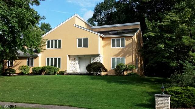 37 Woodbine Rd, Florham Park Boro, NJ 07932 (MLS #3662849) :: The Karen W. Peters Group at Coldwell Banker Realty