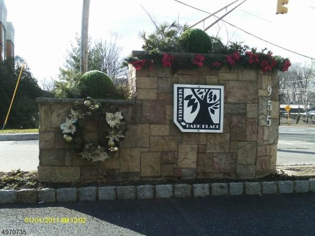 1807 Park Pl #1807, Springfield Twp., NJ 07081 (MLS #3662955) :: Team Gio | RE/MAX
