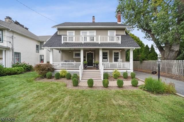 11 Glenbrook Road, Morris Plains Boro, NJ 07950 (MLS #3662966) :: William Raveis Baer & McIntosh