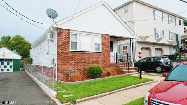 138 Baltimore Ave, Hillside Twp., NJ 07205 (MLS #3662982) :: Pina Nazario