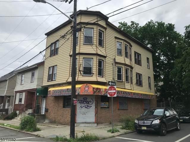 270 11th Avenue, Newark City, NJ 07103 (MLS #3663294) :: The Sikora Group