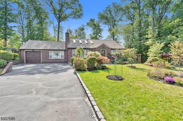 1399 Birch Hill Road, Mountainside Boro, NJ 07092 (MLS #3663314) :: RE/MAX Select