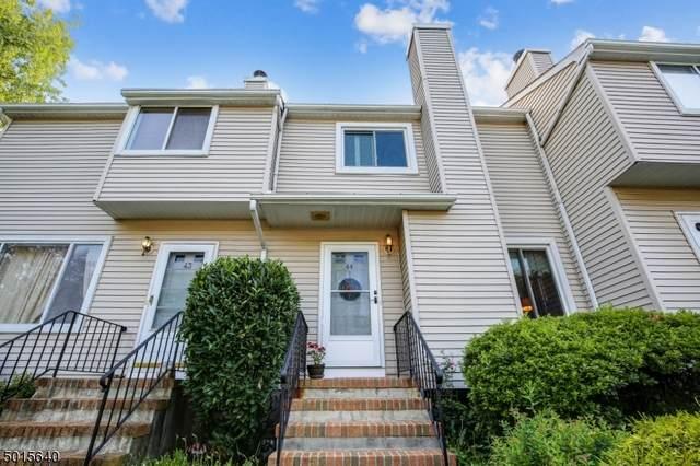44 Woodland Dr #44, Roselle Boro, NJ 07203 (MLS #3663344) :: Team Francesco/Christie's International Real Estate