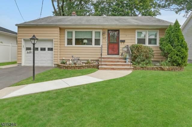 605 Birchwood Rd, Linden City, NJ 07036 (MLS #3663370) :: SR Real Estate Group