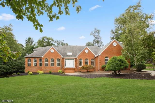 26 Manor Dr, Morris Twp., NJ 07960 (#3663378) :: NJJoe Group at Keller Williams Park Views Realty