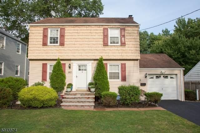 97 Richmond Ter, Rahway City, NJ 07065 (MLS #3663398) :: Team Francesco/Christie's International Real Estate