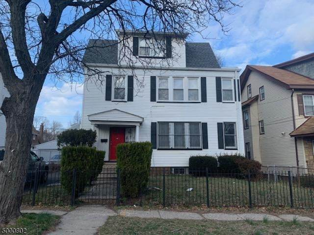87 Pomona Ave, Newark City, NJ 07112 (MLS #3663412) :: The Karen W. Peters Group at Coldwell Banker Realty