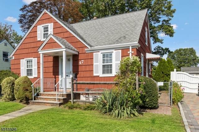 47 Myrtle St, Cranford Twp., NJ 07016 (#3663525) :: NJJoe Group at Keller Williams Park Views Realty