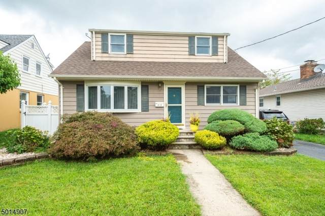 410 Washington Ave, Manville Boro, NJ 08835 (MLS #3663708) :: Pina Nazario