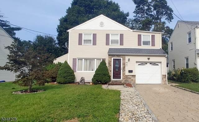 124 Robbinwood Ter, Linden City, NJ 07036 (MLS #3663982) :: SR Real Estate Group