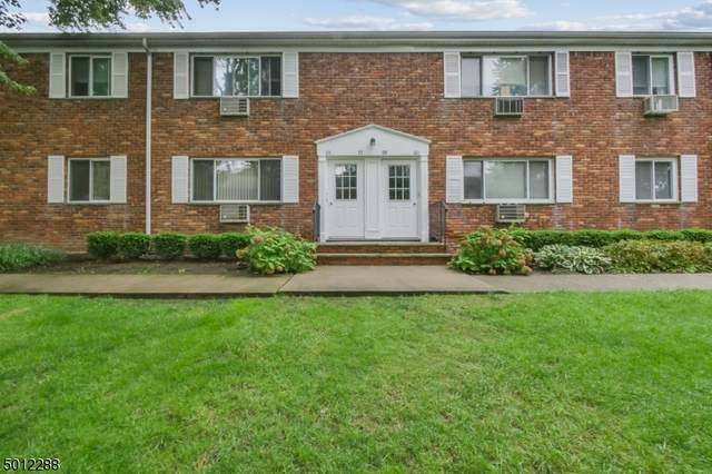 189 Littleton Rd #95, Parsippany-Troy Hills Twp., NJ 07054 (MLS #3664008) :: The Karen W. Peters Group at Coldwell Banker Realty