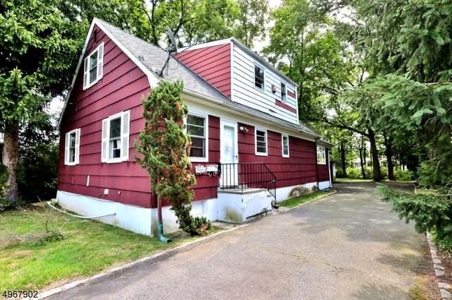 20 High St, New Providence Boro, NJ 07974 (MLS #3664054) :: SR Real Estate Group