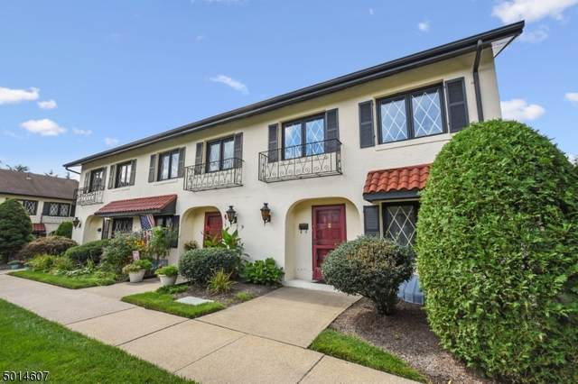 9 Dorado Dr, Morristown Town, NJ 07960 (MLS #3664067) :: Team Francesco/Christie's International Real Estate