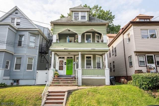 1108 North Ave, Elizabeth City, NJ 07201 (MLS #3664143) :: The Karen W. Peters Group at Coldwell Banker Realty