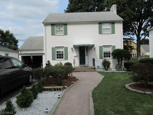 1871 Quaker Way, Union Twp., NJ 07083 (MLS #3664202) :: The Karen W. Peters Group at Coldwell Banker Realty