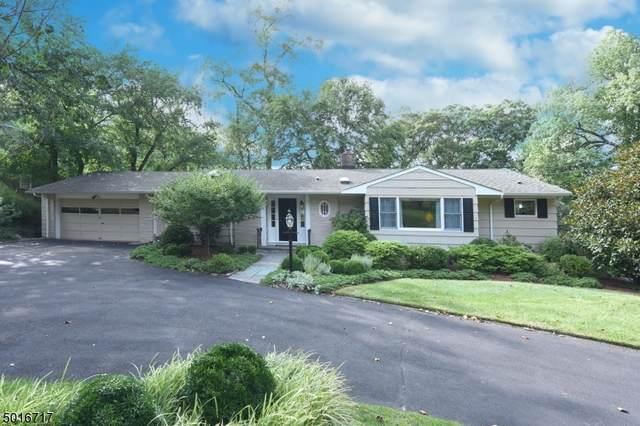 55 Grandview Pl, North Caldwell Boro, NJ 07006 (MLS #3664435) :: William Raveis Baer & McIntosh