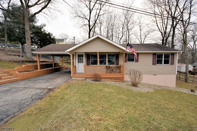 87 Alpine Rd, Wantage Twp., NJ 07461 (MLS #3664515) :: Provident Legacy Real Estate Services, LLC