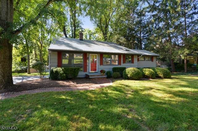 26 W Main St, Mendham Twp., NJ 07926 (MLS #3664787) :: William Raveis Baer & McIntosh