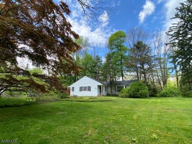 82 Sand Spring Rd, Harding Twp., NJ 07960 (MLS #3664799) :: The Sikora Group