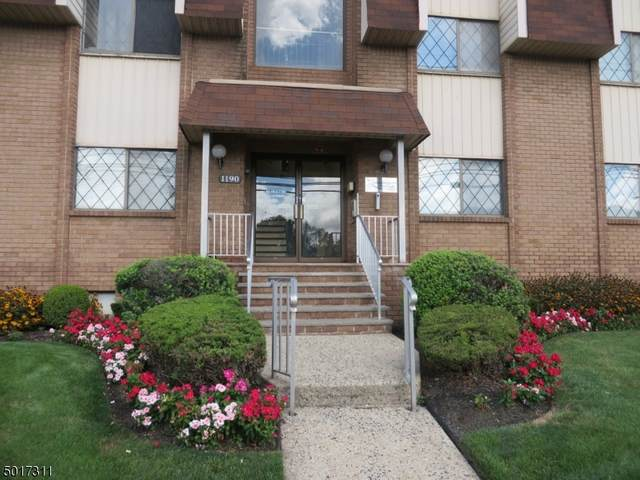 1190 W St. Georges Avenue A39 A39, Linden City, NJ 07036 (MLS #3664847) :: Team Francesco/Christie's International Real Estate