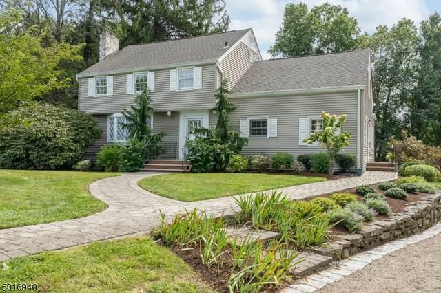 970 Springfield Ave, New Providence Boro, NJ 07974 (MLS #3664904) :: SR Real Estate Group
